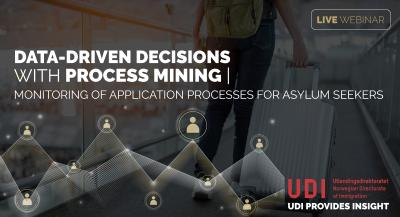 WEBINAR SPECIAL | Gain reliable transparency for complex processes with Process Mining – UDI provides insight: Monitoring of application processes for asylum seekers