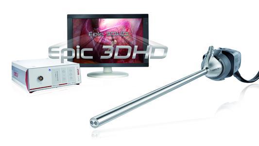 Richard Wolf Imaging ENDOCAM Epic 3DHD
