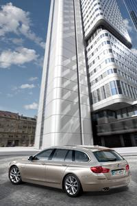 The new BMW 5 Series Touring 05
