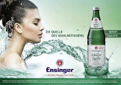 Schiller Quelle Werbekampagne von Markenland