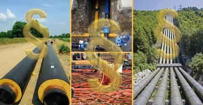 HDT Leitungs- und Wegerechte