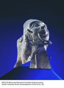ABICOR Innovationspreis Statue