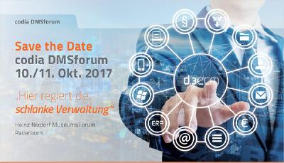 codia DMSForum 2017 in Paderborn