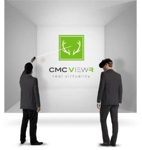 CMC ViewR - DIE neue Virtual Reality Lösung für den Mittelstand