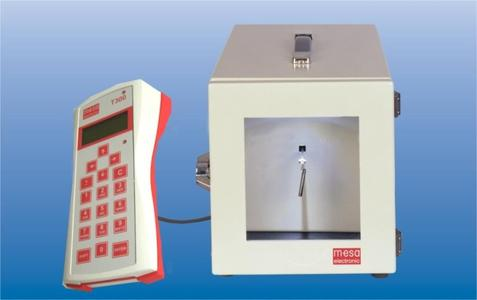 Foil Tester FPG 1.0 with optional Terminal T300 and USB-Stick for Storing measurements!