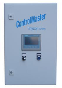 The ControlMaster of mycon GmbH