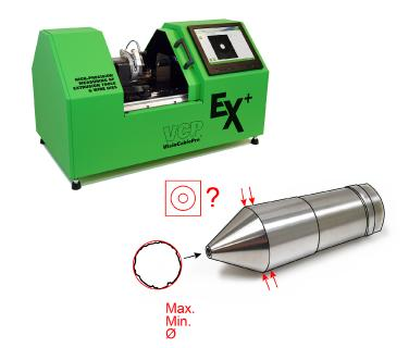 iiM AG´s innovation in die measurement – the VCPEx+ Keep an eye on the wear of your extrusion tools and save money!