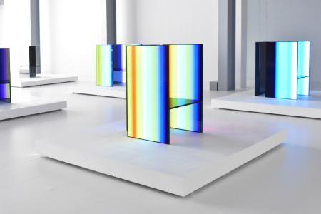LG Tokujin Yoshioka Installation Milano Design Week 7