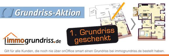 onOffice Grundriss Aktion