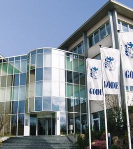 Die Firmenzentrale des Bayerischen Münzkontors bei Aschaffenburg. Hier und an weiteren Standorten bietet das Unternehmen sein Tafelgeschäft an. Foto: Bayerisches Münzkontor