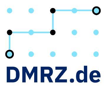 Logo DMRZ.de
