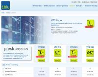 Neue Linux VPS der 1blu AG