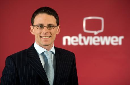Jörg Mayer, CSO Netviewer AG