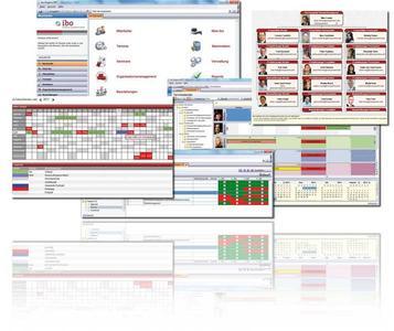 Personalsystem ibo Pegasus.NET