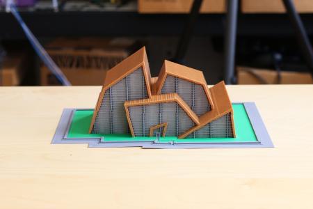 Architektur mit Palette+