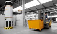 Occupational safety 4.0 at EuroBLECH: KEMPER networks room ventilation systems