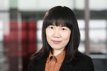 """Lizhu Qu, participant in the Knorr-Bremse management trainee program, says: """"Courage,"""