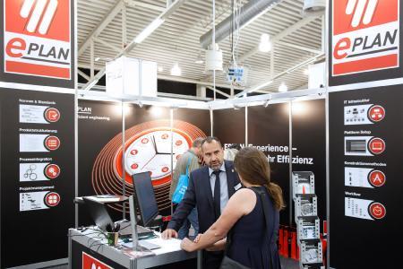 Nach erfolgreicher Präsenz in 2016 und 2017 (sh. all about automation Leipzig) tritt Eplan auch in 2018 als Aussteller der all about automation an / Bild: Eplan Software & Service GmbH & Co. KG