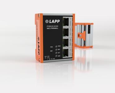 Auf der Hannover Messe 2019 stellt LAPP neue Modelle der ETHERLINE® ACCESS Serie vor, diesmal auch für PROFINET Netzwerke