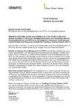 [PDF] Pressemitteilung: Dematic auf der Euro ID 2008