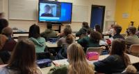 Covid19-Unterricht mit MNSpro Cloud im Ritzefeld-Gymnasium in Stolberg: Hier sind weder digitaler Unterricht noch Distanzlernen ein Problem