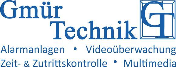 Logo Company Gmür Technik.