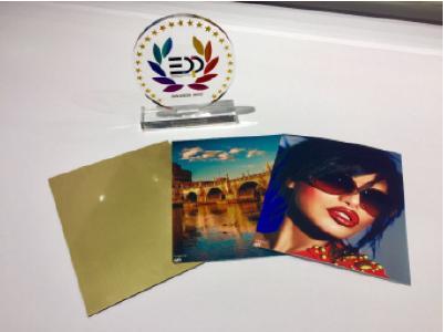 "Die Trotec ""Digital Print Series"" erhält den Preis in der Kategorie ""Special Application Substrate"" (Quelle: Trotec Laser)"