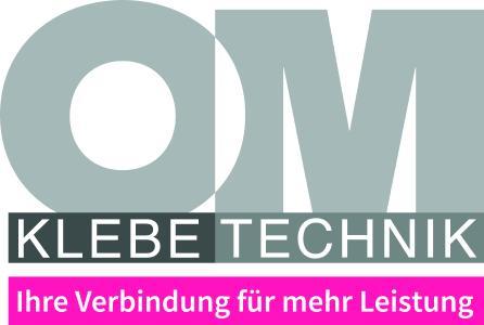 Logo OM-Klebetechnik GmbH