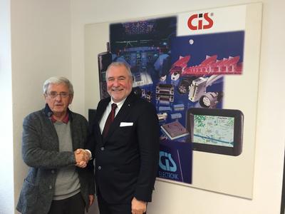Kabelkonfektionär CiS electronic GmbH verabschiedet Rainer Tyralla in den verdienten Ruhestand