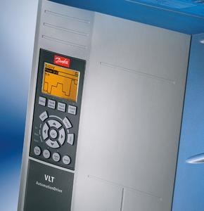 Die Baureihe VLT® AutomationDrive FC300 von Danfoss für Motoren von 0,25 bis 1.400 kW weist ein modulares Design auf und ist auch mit POWERLINK-Anschaltung verfügbar.