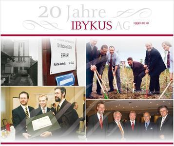 Die IBYKUS AG begeht in diesem Jahr ihr 20-jähriges Firmenjubiläum