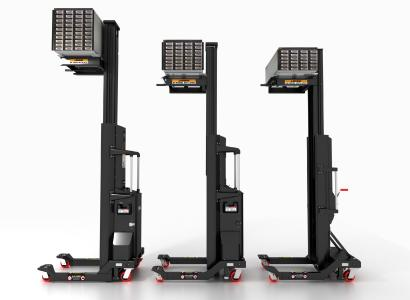 ServerLIFT solutions simplify installation and make it possible for IT personnel to transport heavy IT equipment within the data centre