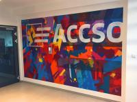 Accso Eingangsbereich