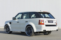 "Conquers the road by storm: HAMANN Range Rover Sport ""Conqueror"""