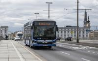 Road debut in Austria: MAN Lion's City E impresses during test run in Linz