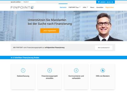 Finpoint Homepage