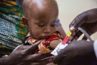 Mehr als 30.000 Euro haben die ELVIS-Partner für den Bau der Entbindungsstation in Tansania gespendet. (Foto: World Vision Deutschland)