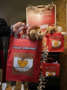 Weihnachtstuete / Bildrechte: Stadtmarketing Karlsruhe GmbH – Fotograf: jodo