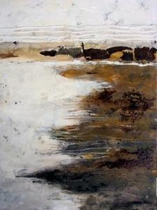 Seaside V: 120 x 90 cm
