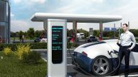 Gekühlte Ladekabel von HUBER+SUHNER ermöglichen Ladezeiten von Elektrofahrzeugen im Minutenbereich