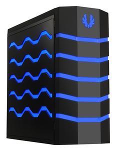 BitFenix Colossus Big Tower RED BLUE LED   black