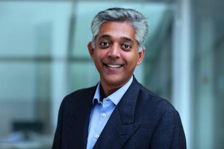 Shiva Ramabadran,  CEO vwd
