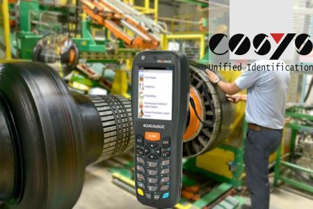 Den Warenfluss in der Produktion durch mobile Datenerfassung digitalisieren