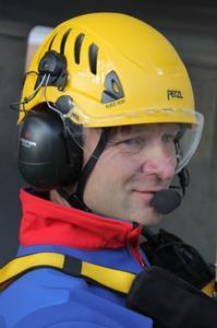 Die Peltor Gehörschutzkapsel kombiniert eine hohe Dämmleistung mit gutem Tragekomfort. Ein Mikrofon mit effektiver Lärmkompensation sorgt für eine klare und zuverlässige Kommunikation (Bild: 3M)