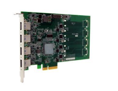 APROTECH 4-fach USB 3.0 PCIe Karte