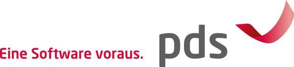 Das neue pds Logo mit neuem Claim