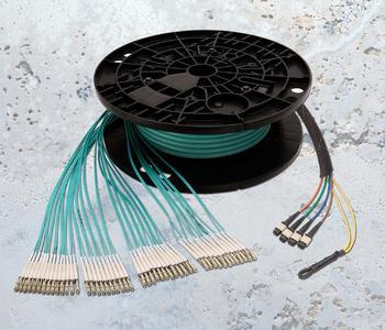 High Fiber Count Cable Assemblies