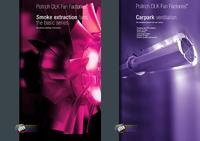 "New catalogues: ""Smoke extraction fans"" and ""Carpark ventilation"""
