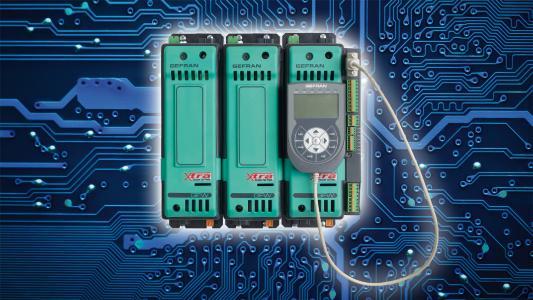 Der Leistungsteller GFW Xtra mit elektronischer Sicherung nutzt die IGBT-Technologie