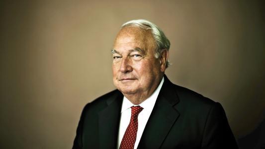 Heinz Hermann Thiele, Eigentümer von Knorr-Bremse / © Knorr-Bremse